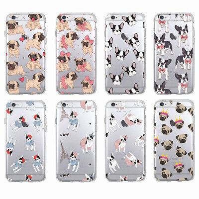 Buy and sell Cute Puppy Pug French-Bulldog Soft products
