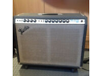 FENDER TWIN REVERB SILVERFACE ORIGINAL 1969/70 EXCELLENT CONDITION