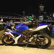 2006 GSXR-600 South Brisbane Brisbane South West Preview