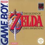 The Legend of Zelda Link's Awakening (Gameboy)