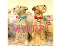 cath kidston stanley salt & pepper pots, new, can post .