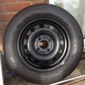 Spare wheel - brand new, never used