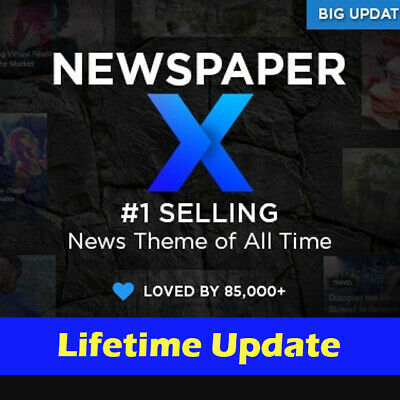 Newspaper Wordpress Theme 1 Selling News Theme Latest Lifetime Update