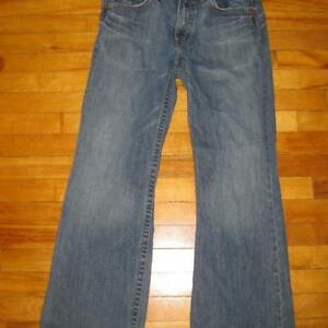 Silver Mens jeans