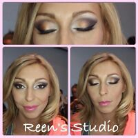 Certified Prom Makeup and Hair