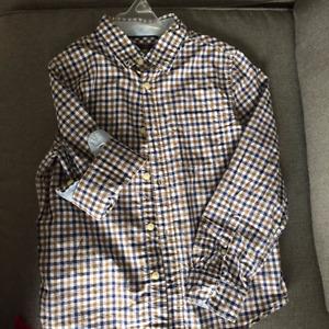 Various boys clothing (button shirts)