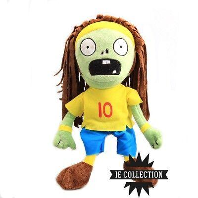 es Fussballer Plüsch Plants Vs.Zombies 2 Soccer Rasta Zombie (Rasta Fußball)