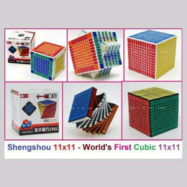 Shengshou 11x11 for sale in Singapore ! Brand New Cube !