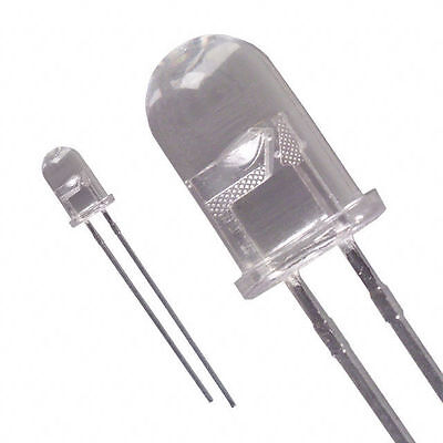 X2 Qed234 Ir Emitting Diode 940nm Infrared Algaas T-1 34
