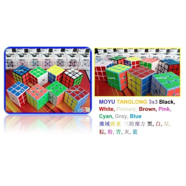 - Moyu Tanglong 3x3 Rubik's cube for sale Singapore