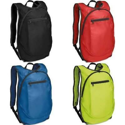Sportlicher Rucksack extrem leicht ca. 150g  großen Hauptfach und Fronttasche