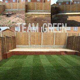 FENCING TURFING SLABBING COVENTRY