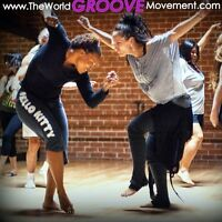 TheGROOVE with Cindy