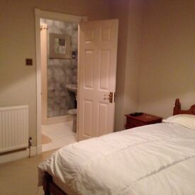 Large Ensuite Double Room (for single occupancy) Professional Mon-Fri Only