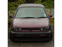 MKIII, VW CABRIO