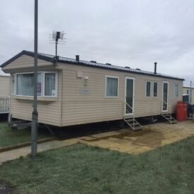BARGAIN STATIC CARAVAN FOR SALE IN KILWINNING, AYRSHIRE