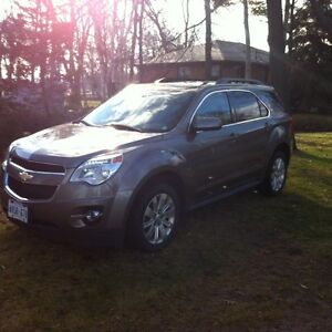 2012 Chevrolet Equinox 1LT SUV,  All Wheel Drive,  Certified