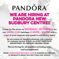 Job Fair at Pandora!