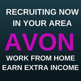 Avon Now Recruiting In Your Area! Work From Home. Earn Money For Xmas