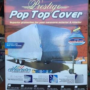 Prestige Superior Pop Top Caravan Cover 14-16ft  4.8-5.4m Ashfield Bundaberg City Preview