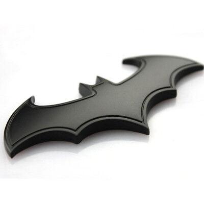 3D Metal Batman Dark Knight Batwing Sticker Decal Emblem Badge Auto Car Styling
