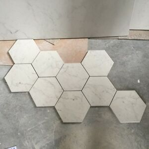 Beautiful Italian Floor Wall Tiles - New Hex Matt Redfern Inner Sydney Preview