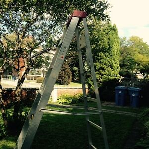 Various ladders for sale - (6ft), (8ft) (12ft) perfect condition