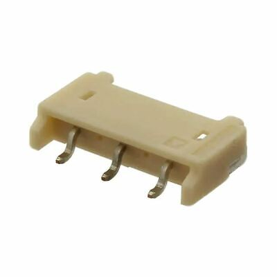 Pack Of 5 Sm034.0b-bhs-1tblfsn  Connector Header 3 Position 4.00mm Surfa
