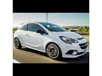 65 Plate Corsa VXR (White) Performance Pack