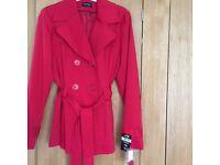 BNWT Size 10 Coat