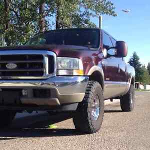 2003 Ford f250 king ranch