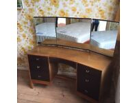 Stag Duet bedroom suite 1960s classic