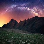 Wyoming Sky Closet