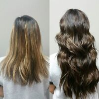 High Quality Hair Extensions Mobile Service