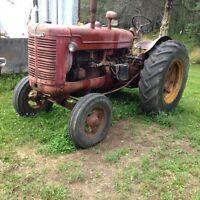 1954 McCormick Tractor