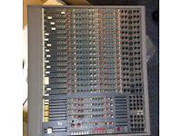 Allen & Heath GS3 analogue mixing desk