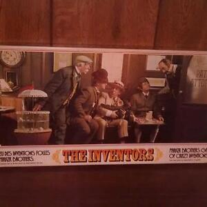 The Inventors Game / Le jeu des inventions folles