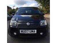 Fiat Panda 100HP Black 07 1.4 Petrol
