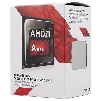 New AMD A8-7600 Quad-Core APU Kaveri Processor 3.1GHz Socket FM2+, Retail
