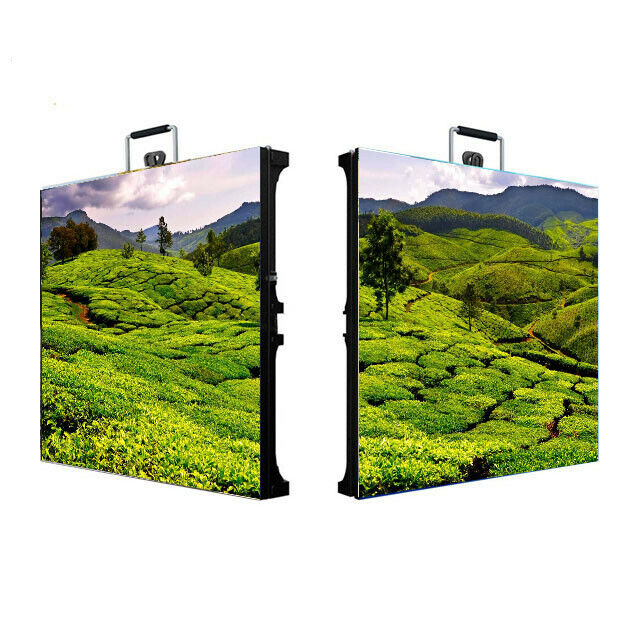 p3.91 outdoor led display panel stage screen video wall advertising 1080p rental