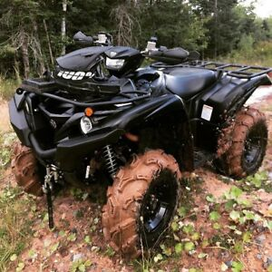 2017 Yamaha Grizzly Special Edition