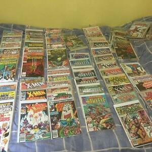 over 250 Marvel Comic Books in plastic OBO
