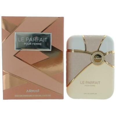 ARMAF LE PARFAIT POUR FEMME Eau De Parfum Spray 3.4 Oz / 100 ml BRAND NEW IN BOX