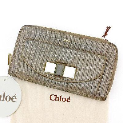 Разное Auth Chloe purse Wallet Lily
