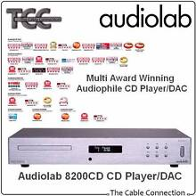 *CLEARANCE - 1 ONLY EX-DISPLAY* Audiolab 8200CD CD/DAC Player Mulgrave Monash Area Preview