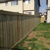 Profesional fence and deck builder