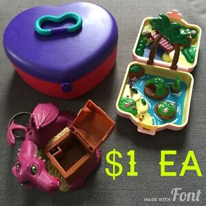 90's toys Polly Pocket etc. (add to listing) Kitchener / Waterloo Kitchener Area image 8