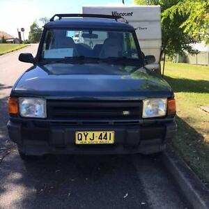 1997 Land Rover Discovery Wagon Gateshead Lake Macquarie Area Preview