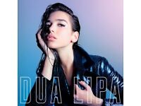 1 standing ticket, Dua Lipa @ Glasgow SSE Hydro 12th April