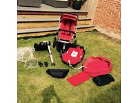 Quinny buzz travel system with loads of extras